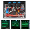 Free Shipping Factory Price XR2206 Function Signal Generator DIY Kit Sine Triangle Square Output 1HZ-1MHZ with acrylic box