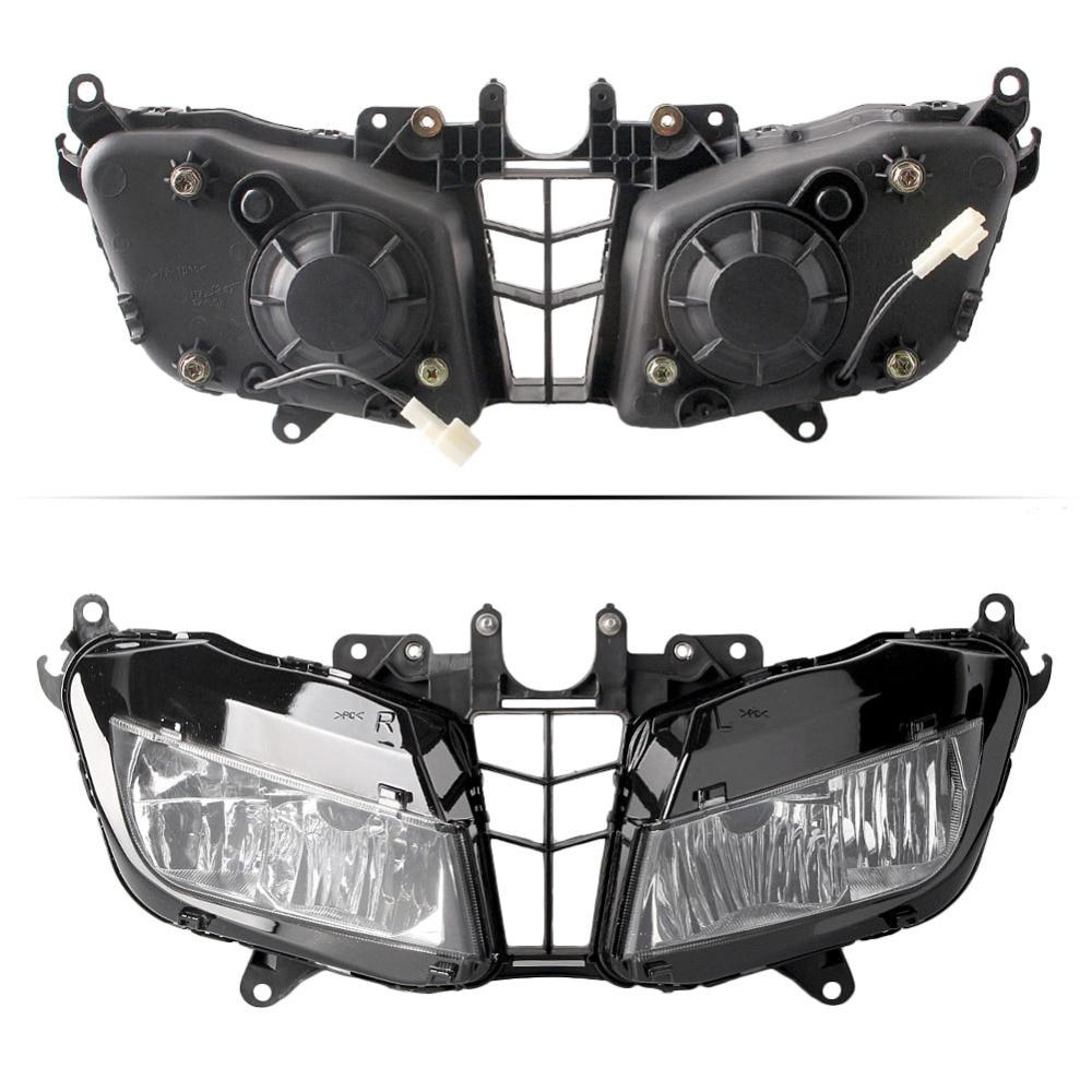 Front Headlamp Headlight Assembly Light House for Honda CBR 600RR F5 2013 2014