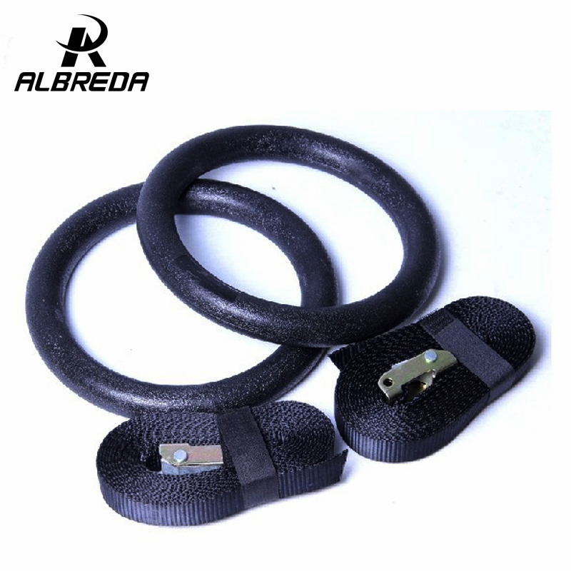 GYM Rings Set.Adjustable home fitness rings fitness equipment.GYM RIN gymnastics ring Fitness equipment for home training gym