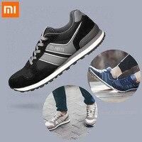 3 вида цветов оригинальная спортивная обувь Xiaomi FREETIE 80 повседневная обувь в стиле ретро дышащая Освежающая удобная и устойчивая Мужская обу...