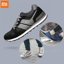 3color Original Xiaomi Sports Shoes FREETIE 80 Retro Casual Shoes Breathable Refreshing Mesh Comfortable And Stable For Man