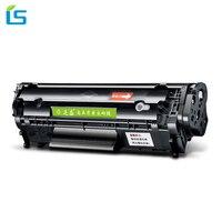 Toner Cartridge Q2612A 2612A 12a 2612 Compatible Toner Cartridge For HP LJ 1010 1012 1015 1018