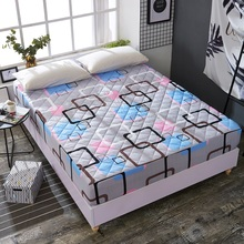 Bed cover Thickened bedspread Thicken quilted skid cover  quilted bedspread  bed covers  bedspread queen cotton bedspread eponj home bedspread