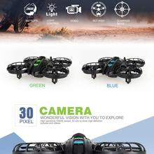 High Quality Mini RC FPV 0.3MP Camera Drone WiFi 2.4GHz Helicopter Altitude Hold Real Time Transmission Quadcopters Gift