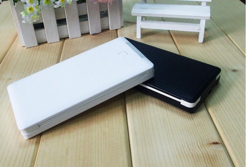 power bank 10000 mah with inbuilt cable and connectors 2