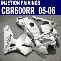 injection molding body fairings set for Honda white repsol 600RR fairing 600RR 2005 2006 CBR600RR 05 06 aftermarket kit