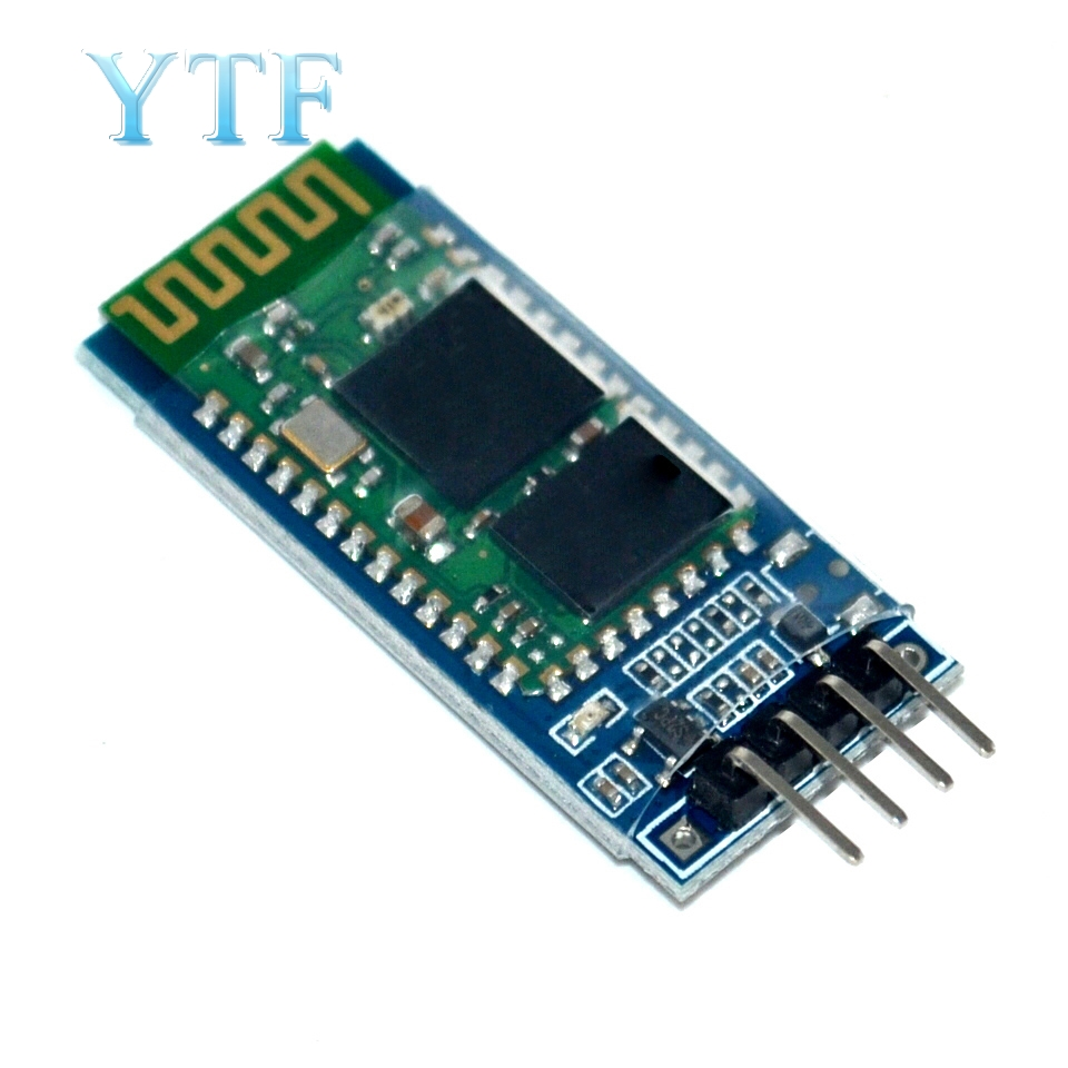 HC-06 RF Wireless Bluetooth Module Transceiver Slave Module RS232  TTL To UART Converter And Adapter
