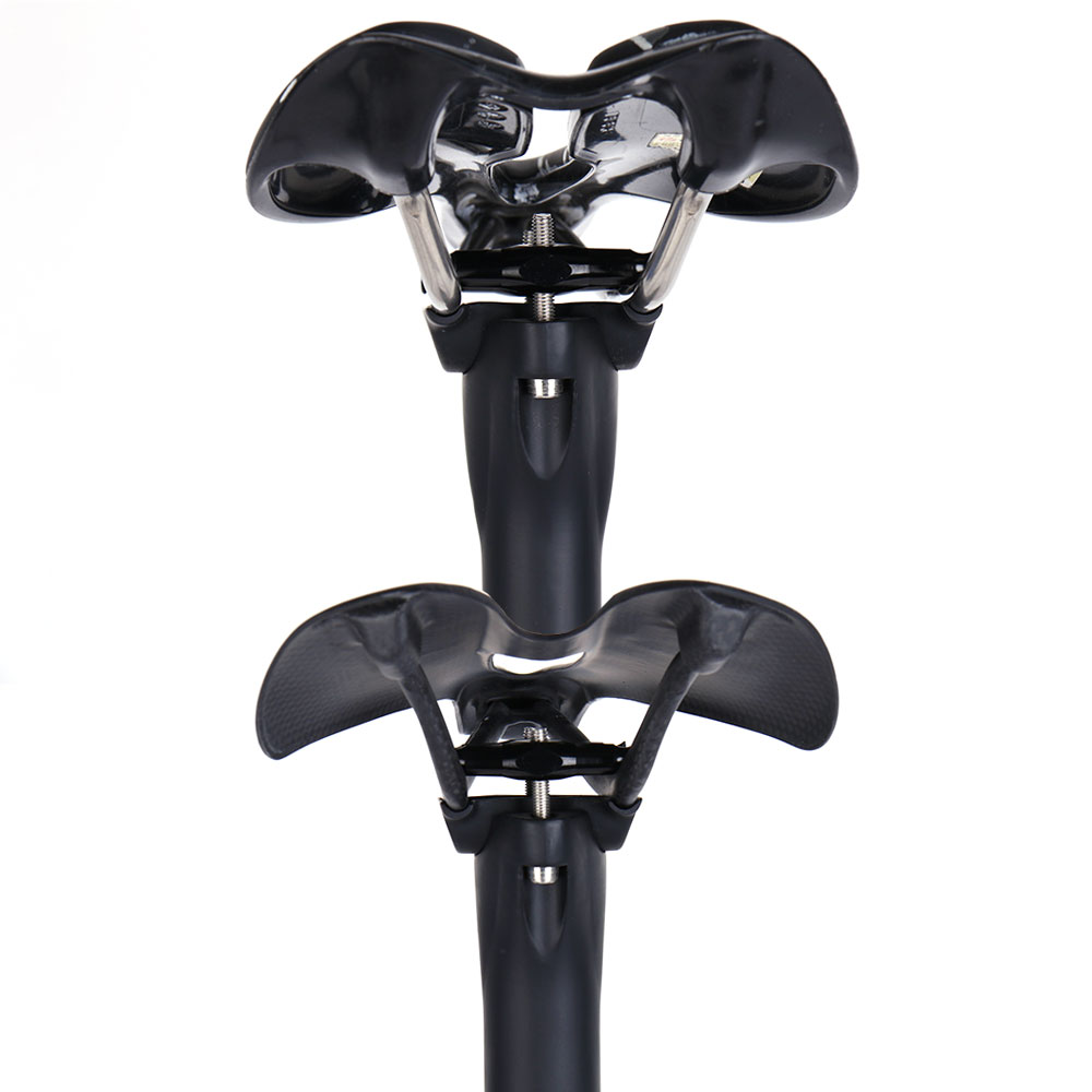 Bicycle Carbon Fiber Seat Post UD Matte 27.2/30.8/31.6mm  Road/Mountain Bikes SeatPost 350/400mm Cycling Parts