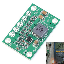 5pcs Step Down Power Module 5-16V To 1.25V/1.5V/1.8V/2.5V/3.3V/5V Universal Adjustable Buck Voltage Converter Board 3A For LCD