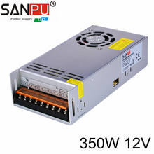 12V 30A 350W Switching power supply Driver For LED Light Strip Display Factory Supplier Mobinse Free 110V 220V with Switch(China)