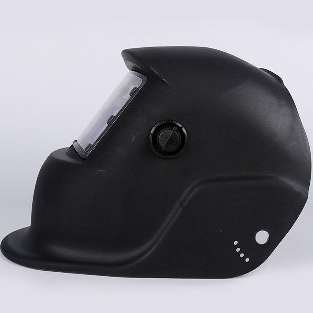 Black Auto Darkening Solar Welding Helmet Welder Lens Grinding Mask New Protecter Welding Masks for TIG MIG MMA High Quality