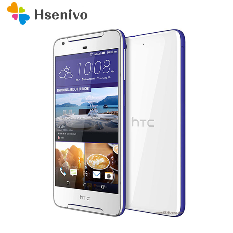 100% Original HTC Desire 628 dual 3GB RAM 32GB ROM LTE Phone Octa Core Dual Sim Android OS Dual SIM 13MP 5.0 refurbished phone image