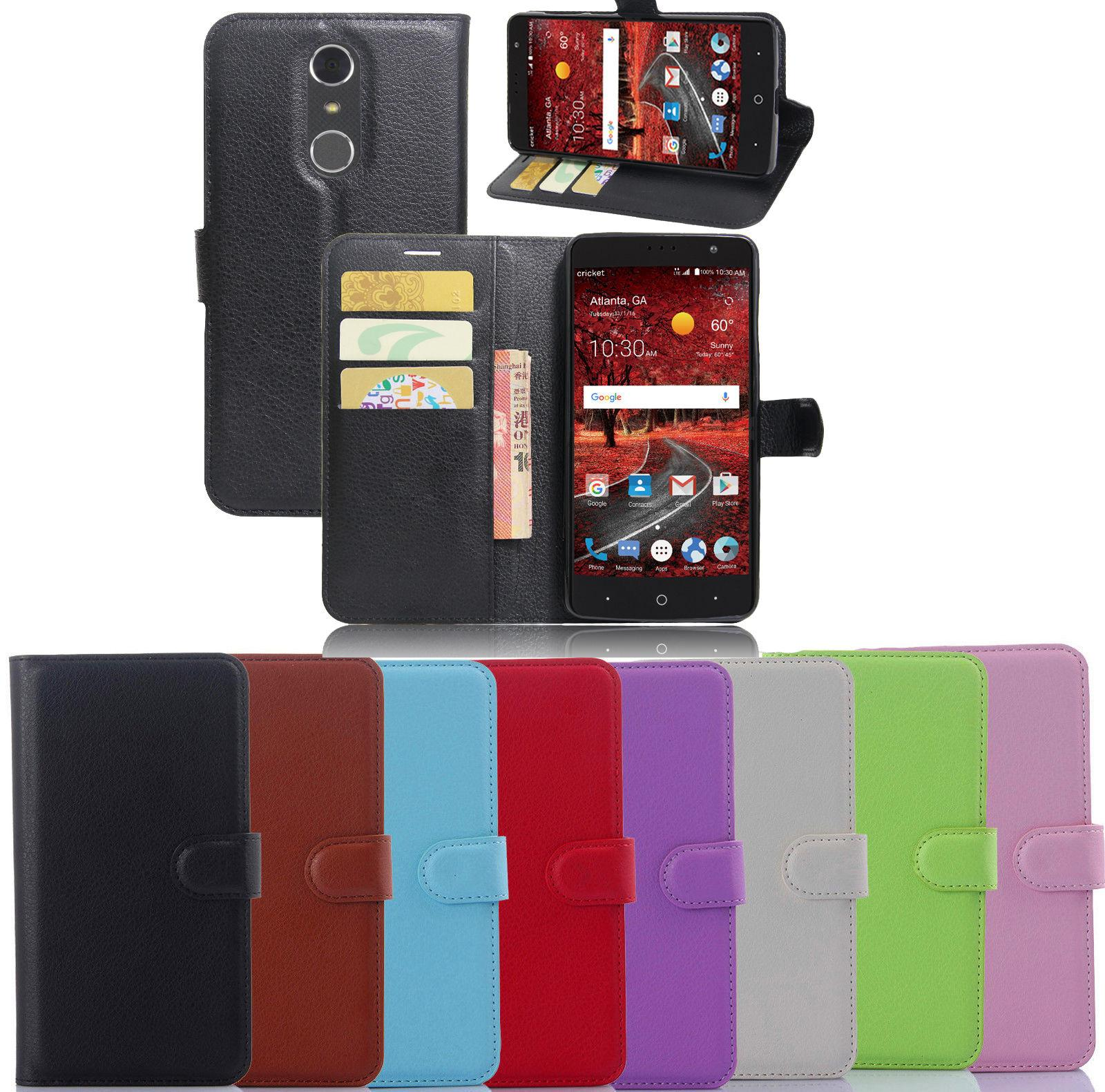 new style 78c56 cac75 Aliexpress.com : Buy Shockproof Magnetic PU Leather Wallet Flip Case Cover  for ZTE Blade Spark Z971 from Reliable Wallet Cases suppliers on stand-up  ...