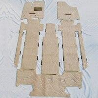 Dedicated Car Floor Mats For TOYOTA SIENNA Car Mat Anti Slip Carpet Mat Car Pad For