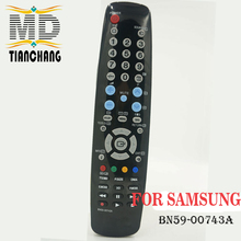 Portable Universal TV Remote Control Controller For Samsung TV Television BN59-00743A