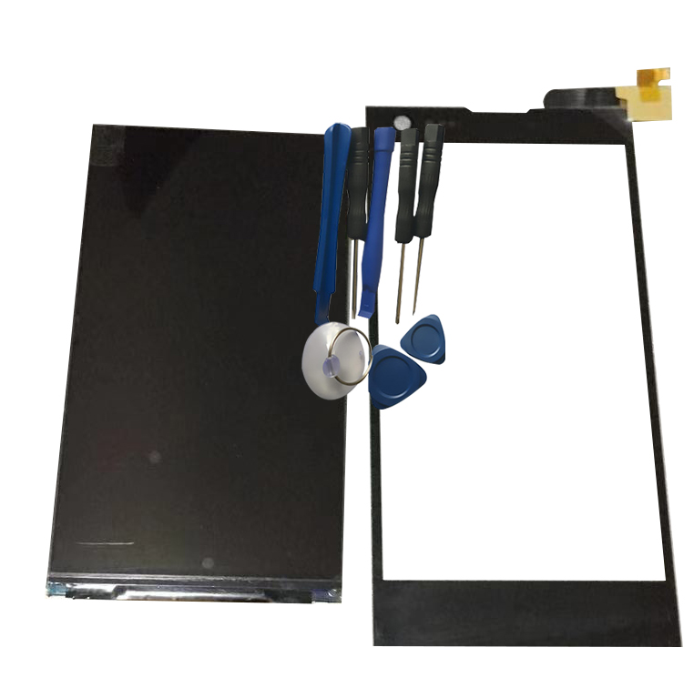 BINYEAE For THL T100 T100S Touch Screen With LCD Display Replacement