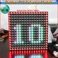 P10 Ao Ar Livre Full Color display LED módulo, módulo de led à prova d' água ao ar livre, vídeo, gráfico, imagem, Publicidade levou exibição de texto