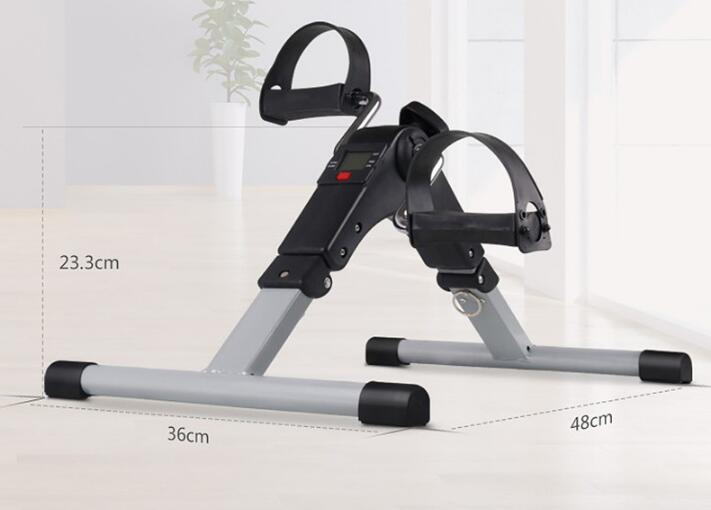 Mini Fitness Stepper <font><b>Indoor</b></font> Cycling <font><b>Bike</b></font> Körper Gebäude bein <font><b>trainer</b></font> image