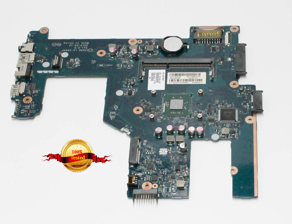 все цены на 788289-001 For HP laptop mainboard 15 15-R  LA-A994P motherboard 788289-501 laptop motherboard,100% Tested 60 days warranty онлайн