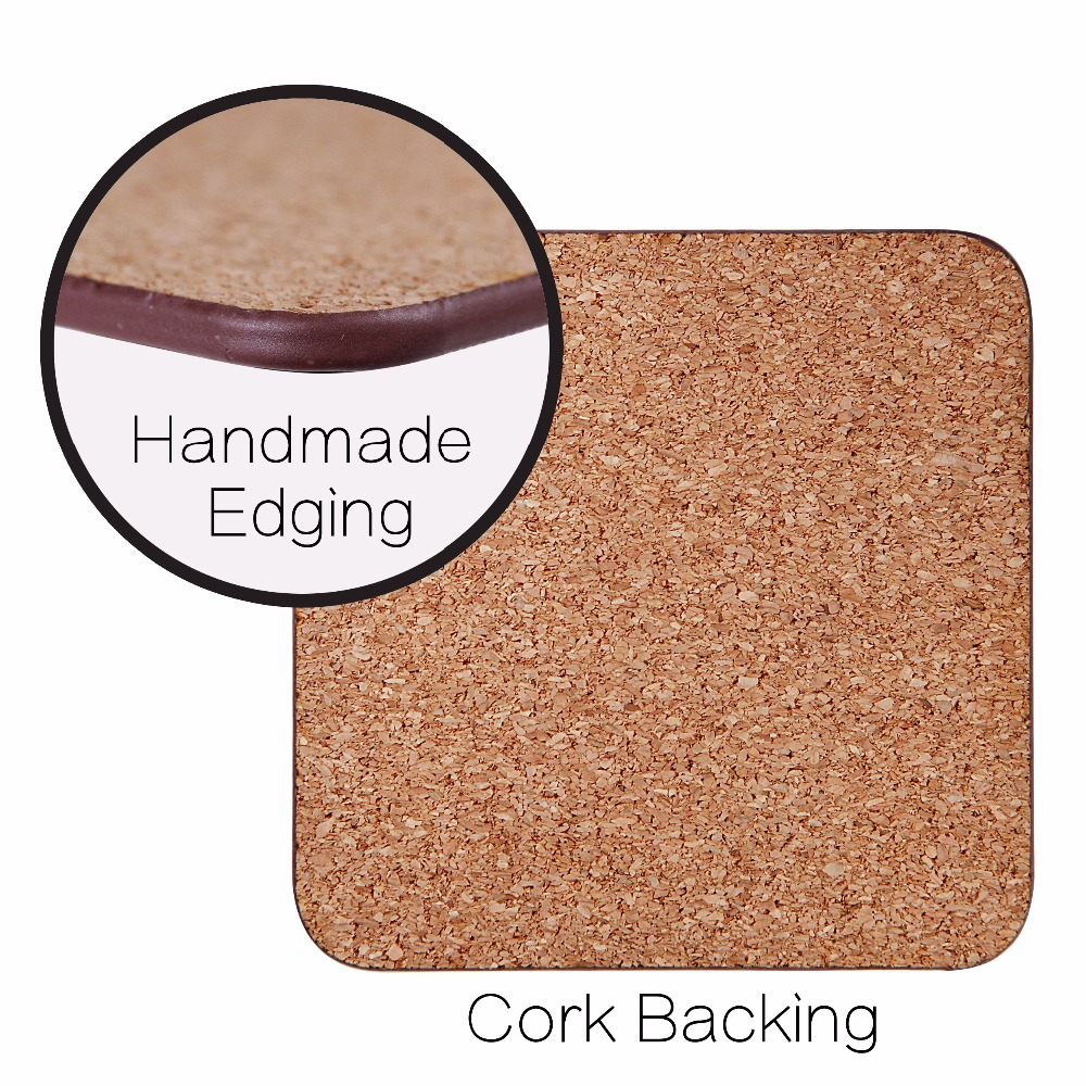 Medium Of Cork Backed Placemats