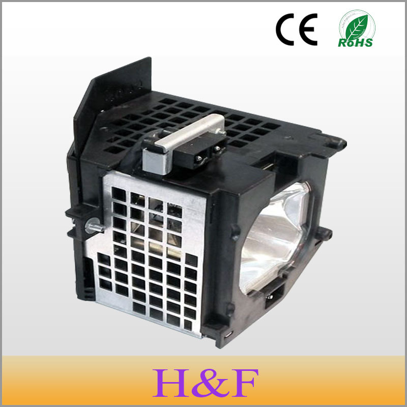 Free Shipping UX21516 Rear Replacement Projection TV Lamp Light With Housing For HITACHI 50VF820/50VG825 Proyector Luz Lambsai free shipping compatible tv lamp for hitachi lp600