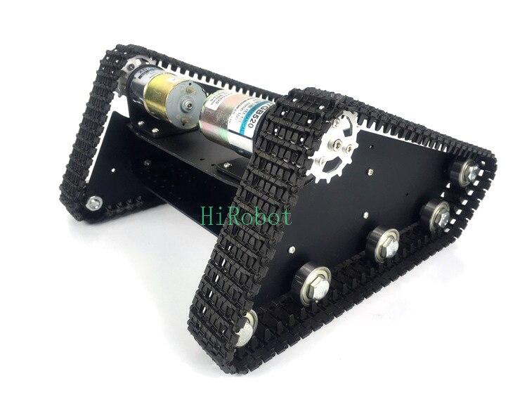 خزان السيارة T700 ، سبائك الألومنيوم الهيكل/الإطار ، 12 V المحرك ، الحديد سناد دوار عجلة ، ل خزان التنمية منصة ، DIY خزان-في قطع غيار وملحقات من الألعاب والهوايات على  مجموعة 1
