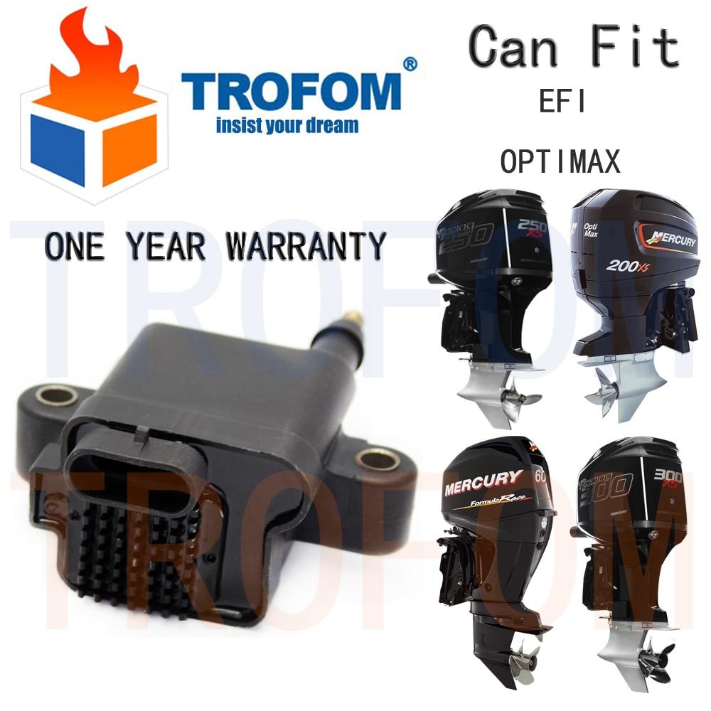 Ignition Coil For Mercury Optimax Racing EFI 300-879984T01 300-8M0077471 339-879984A1 339-879984T00 300879984T01 3008M0077471 mercury f25 el efi