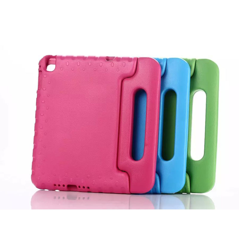 EVA Foam Protective Children Handle Stand Back Cover For iPad Mini 4 case For Kids