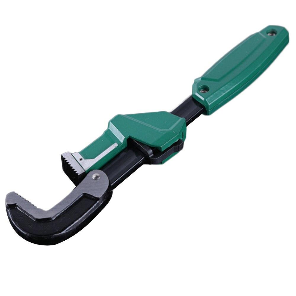 Hart Arbeitend 1 Pc Rohr Schlüssel Einstellbare Sanitär Schlüssel Hohe Drehmoment Klemme Rohr Umge Universal Schlüssel Hand Werkzeuge Ein BrüLlender Handel Zangen