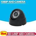 HD 1080 P Câmera de 2MP Câmera Dome AHD CCD DA câmera De Segurança de Vídeo HD analógico Câmera Night Vision IR 40 M Câmera de CCTV Para AHD DVR