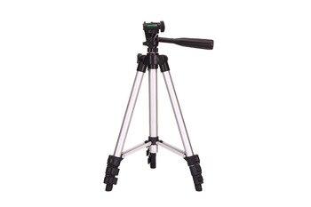 350mm-1060mm(14″-42″) Professional Aluminum Tripod With 3-Way Universal Camera Tripod for Nikon Canon DSLR Camera Phone Tripods