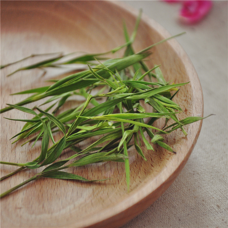 Free shipping 50g bamboo leaf tea brewing by teaset