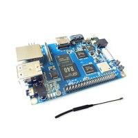 BPI M2 Ultra R40 Quad-Core 2GB DDR3 RAM con SATA WiFi Bluetooth 8GB eMMC Placa de demostración ordenadores de placa única