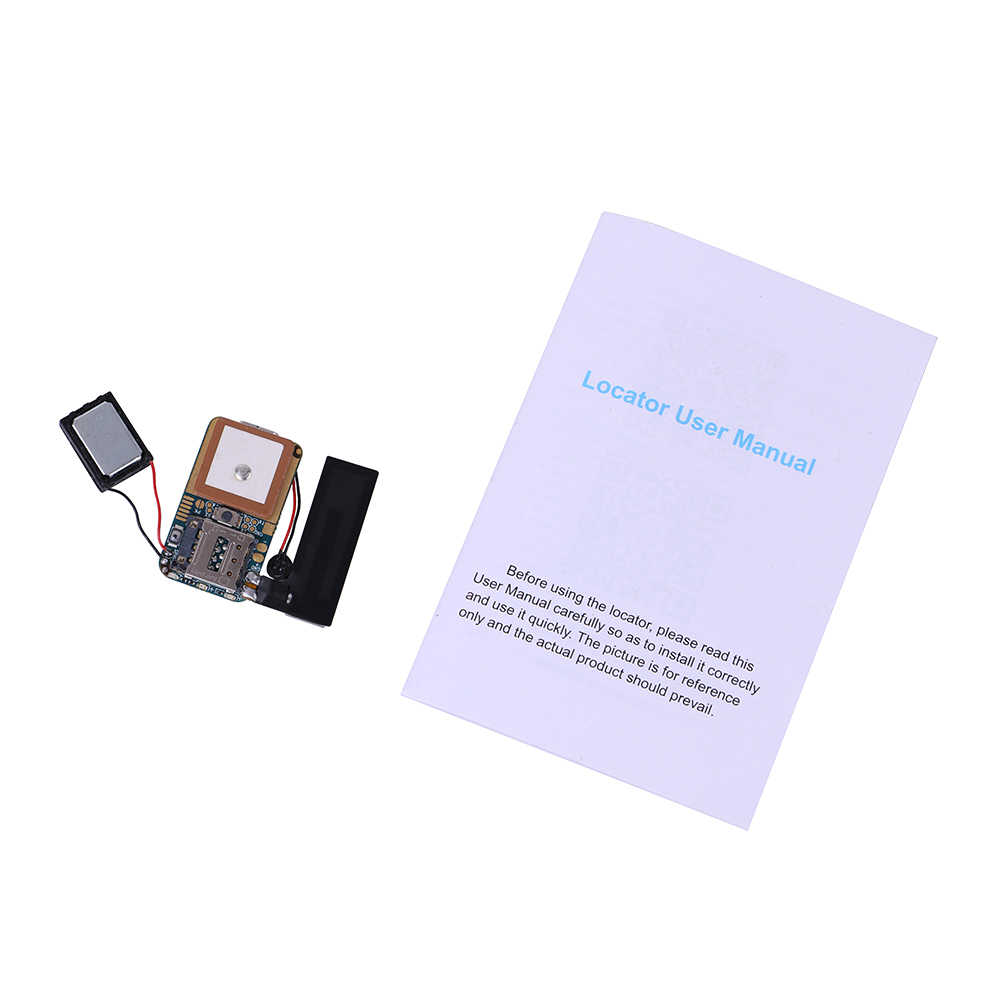 ZX303 PCBA GPS Tracker GSM GPS Wifi LBS Locator Voice Recorder Free Web APP  Tracking SMS Coordinate Dual System G03 Mini Tracker