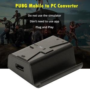 Image 2 - Konwerter Adapter PUBG Mobile gamepad do gier klawiatura z myszką dla android ios telefon do komputera zdalnej konsoli BattleDock