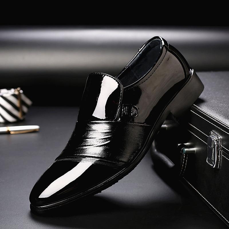 Se Couro De Ms1847bl Marca Calçados Masculinos 2018 Macios Negócios Ms1847 Outono Sapatos Lottieholly Homens Vestem Primavera Moda nFwqIACY