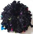 Volumising scrunchie волос кольцо галстук исламский khaleeji volumizer scrunchies хиджаб формировании свободный корабль