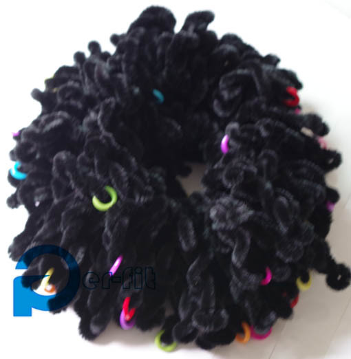 volumising scrunchie hair ring tie islamic khaleeji volumizer scrunchies hijab shaping f ...