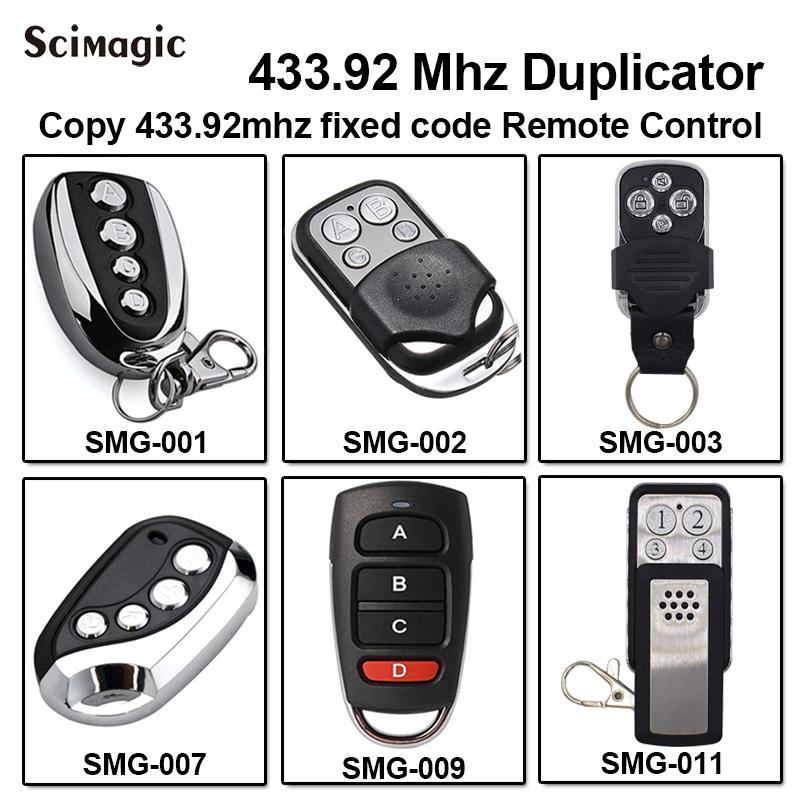 1pcs-433-92-Mhz-Duplicator-Copy-CAME-Remote-Control-For-TOP-432EV-TOP-432NA-TOP432NA-For