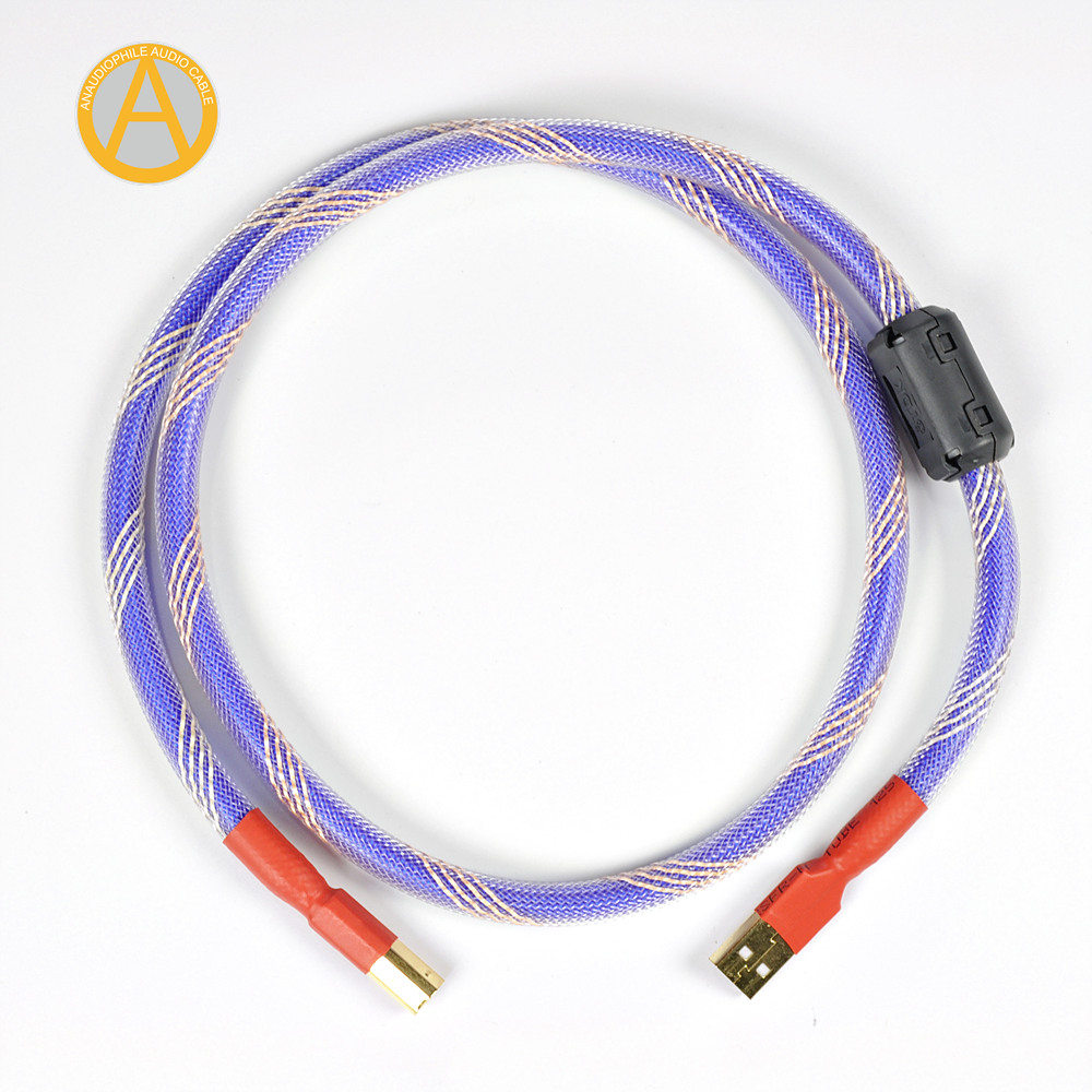 hifi usb cable usb type a to type b cable usb data cable usb audio cable 5n  ofc thick sliver plated mulitple shiled dac computer|usb cables| -  aliexpress  www.aliexpress.com
