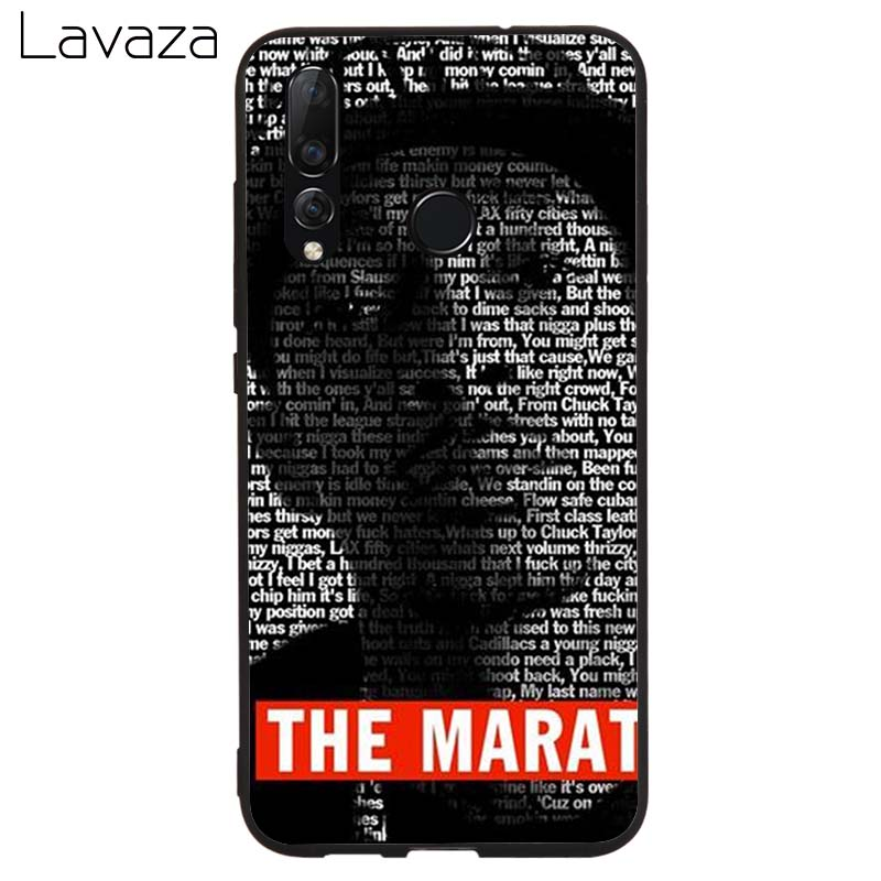 Lavaza Rapper Nipsey Hussle Soft TPU Silicone Case Cover for Huawei P8 P9 P10 P20 P30 Lite Pro P Smart 2019 in Fitted Cases from Cellphones Telecommunications