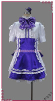 Macross Frontier Sheryl Nome Cosplay Costume Halloween Party
