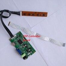 for N133HSE-EB1 HDMI DIY KIT VGA EDP LED LCD DRIVER 30Pin 1920X1080 SCREEN display monitor Controller board 13.3″