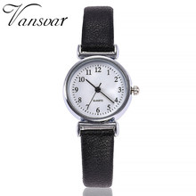 2019 Fashion Watches Women Retro Small Dial Simple Casual