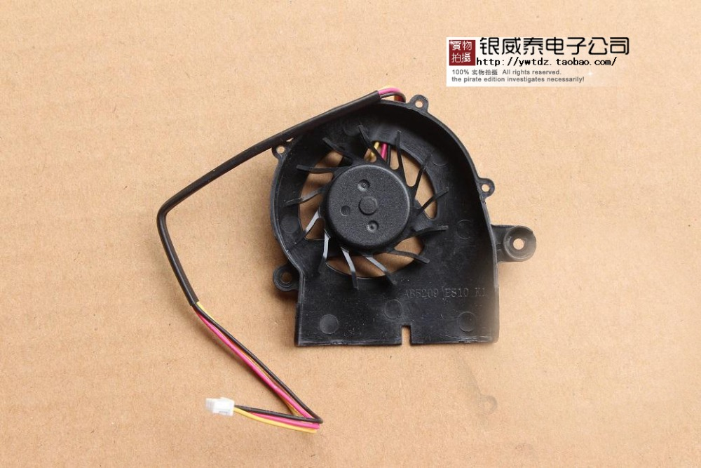 cpu cooling fan Cooler Fan FOR ADDA AB05205MX09B300 DC5V 0.22A 0CWESII2 PAAD04510SL NSTECH 0.18A 5VDC A119 delta 12038 12v cooling fan afb1212ehe afb1212he afb1212hhe afb1212le afb1212she afb1212vhe afb1212me