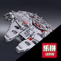 Lepin 05132 Star Series Wars 7541PCS Ultimate Collector S Model Destroyer Building Blocks Bricks Children Funny