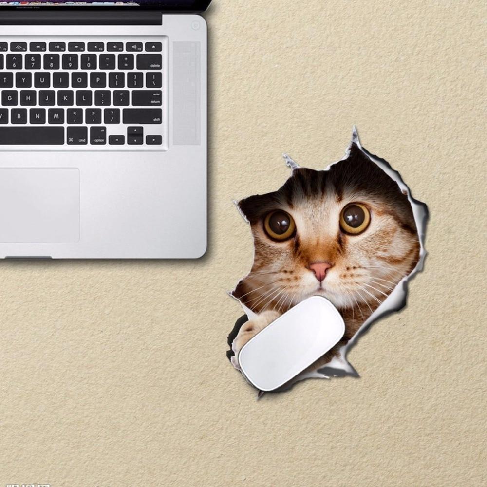 Мышь pad Горячие многоцветный рисунок противоскользящие ноутбука PC Мыши Мат Мышь для мы ...