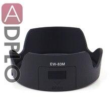 Nova EW-83M EW83M Lens Hood para C anon EF 24 – 105 mm F3.5-5.6 f / 3.5 – 5.6 IS STM Lens lentes