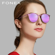Round Sunglasses Men Ultralight 2018 Fashion Ladies Brand Designer Vintage Female Driving Sun Glasses for Women Titanium Alloy