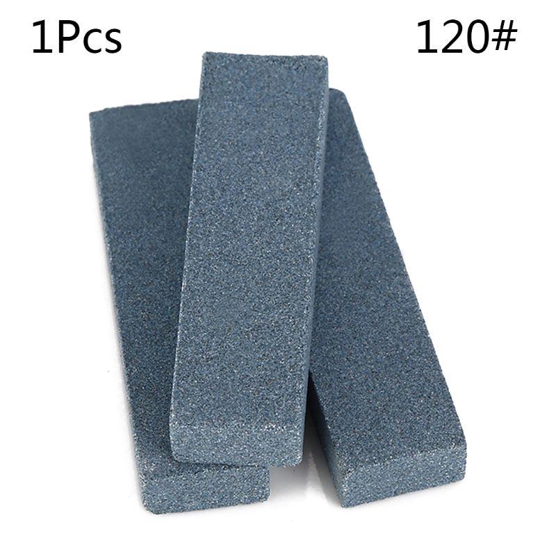 120 # профессиональная точилка для ножей, черный карбид кремния, точильный станок, камень, точильные камни, кухонные аксессуары
